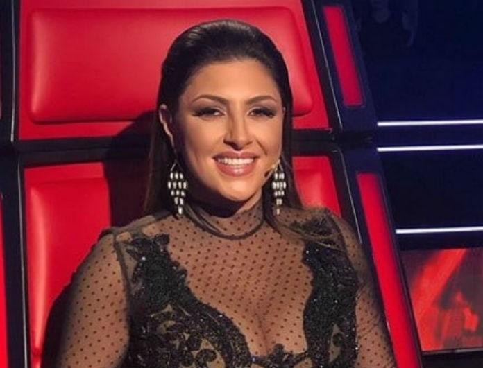 Ελένα Παπαρίζου: Έκανε εμφάνιση με αέρα Eurovision! Τις «πάτησε» όλες κάτω με το σακάκι της...