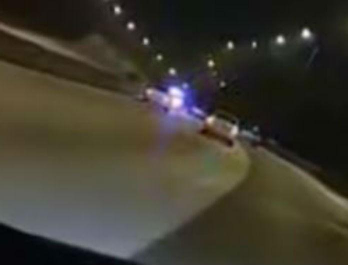 Σοκ στην Θεσσαλονίκη: Διακινητής παράνομων μεταναστών έπεσε πάνω σε περιπολικό και προσπάθησε να ξεφύγει με τα πόδια!