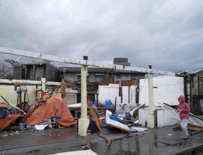 Σοκ στις Φιλιππίνες: