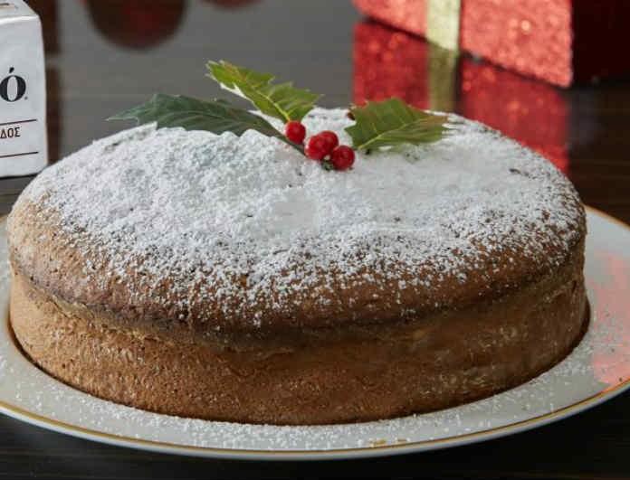 Αργυρώ Μπαρμπαρίγου: Σου έφτιαξε την πιο νόστιμη συνταγή για Βασιλόπιτα! Ότι πρέπει για το Πρωτοχρονιάτικο τραπέζι!