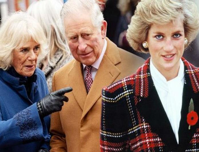 Βούιξε το Buckingham! Στη «φόρα» η κρυφή συνάντηση της Diana με την Camilla λίγο πριν το φονικό τροχαίο!
