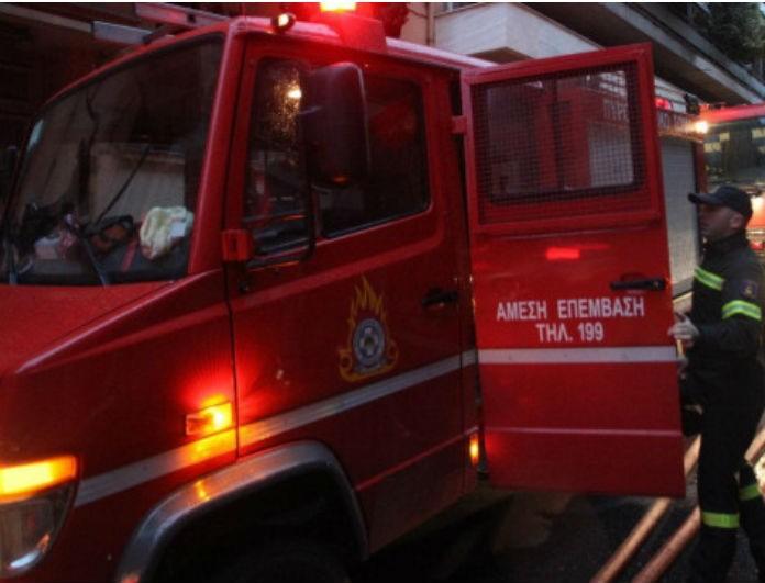 Θλίψη στη Μυτιλήνη! Άνδρας κάηκε ζωντανός στο διαμέρισμά του!