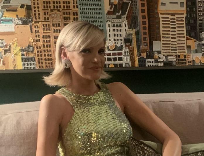 Σάσα Σταμάτη: Η εμφάνιση που «έκλεψε» τις εντυπώσεις! Το αστραφτερό φόρεμα της θα το ζηλέψετε!
