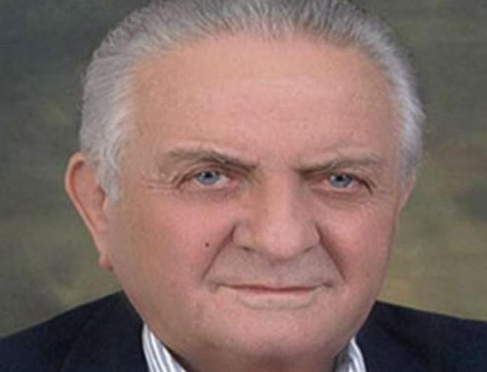 Πέθανε o Σπύρος Ράππος: Ήταν επί 16 χρόνια δήμαρχος Αλμυρού