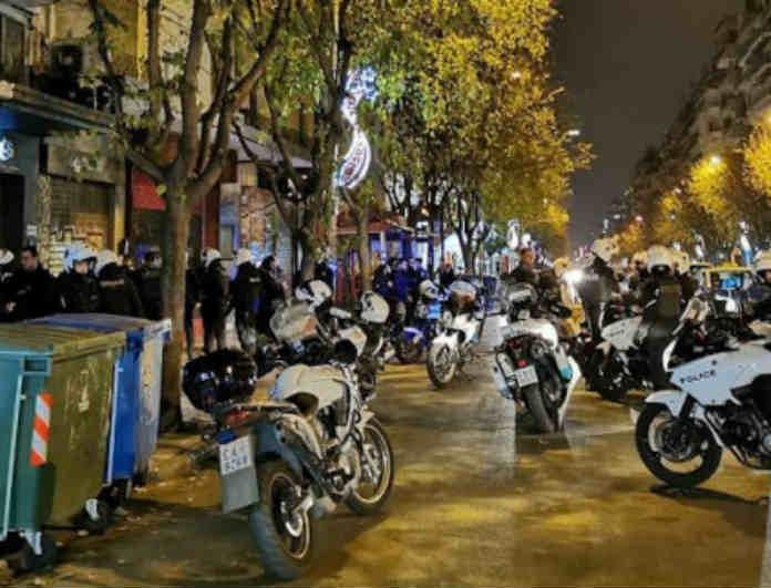 Σοκ στην Θεσσαλονίκη: Καταστροφές και επιθέσεις στο κέντρο της πόλης! Τι συνέβη;