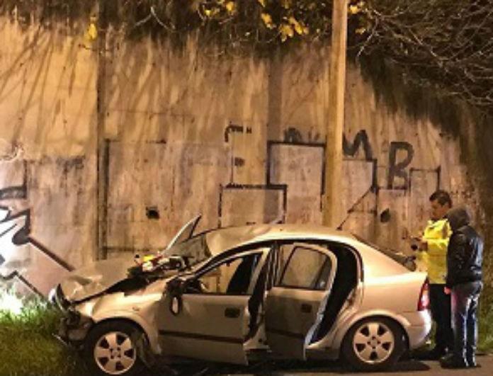 Τροχαίο σοκ με δύο νεκρούς στη Θεσσαλονίκη! Τι συνέβη;