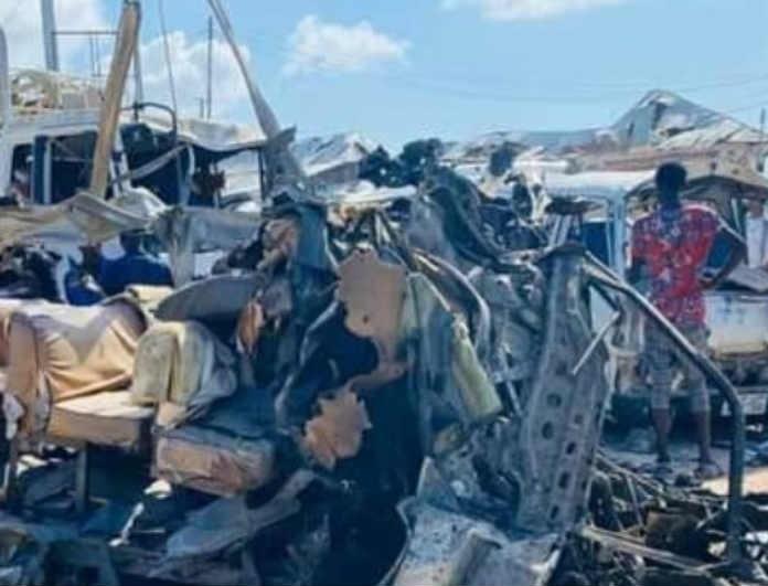 Ασύλληπτη τραγωδία: Δεκάδες νεκροί από έκρηξη βόμβας!