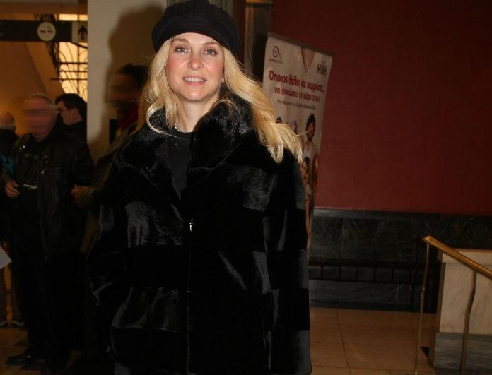 Μαρί Κωνσταντάτου: Νέα δημόσια εμφάνιση με τον Γιάννη Κέντ! Ντυμένη στα μαύρα μαγνήτισε όλα τα βλέμματα!