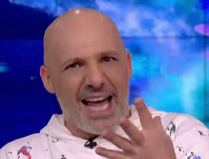 Νίκος Μουτσινας: Παρουσιάστρια από τον ΑΝΤ1 του χάρισε νούμερα ρεκόρ! Χαμόγελα στον ΣΚΑΙ!
