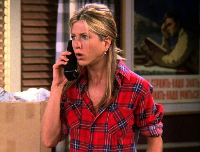 Τα Φιλαράκια: Η Rachel συνάντησε τον πρώην σύζυγο της! Τους κοιτούσαν όλοι...
