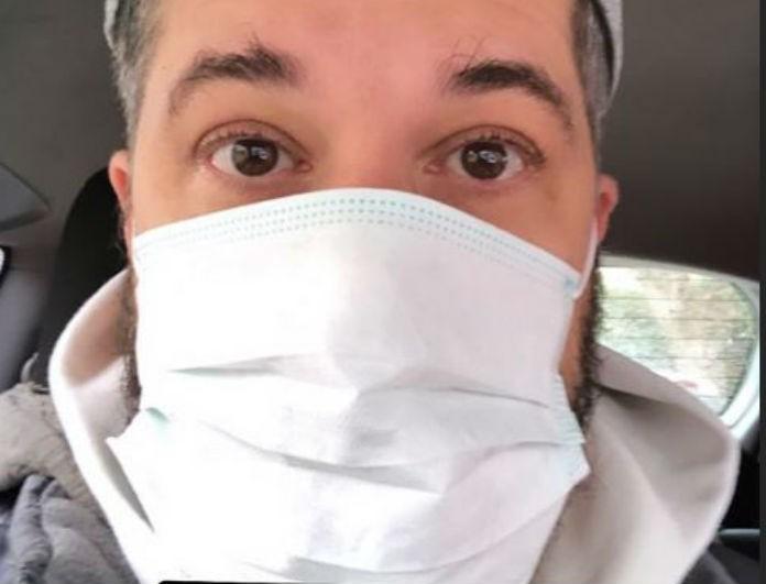 Χάρης Βαρθακούρης:Το δημόσιο μήνυμα για το πρόβλημα υγείας του! Τον φροντίζει η Αντελίνα!