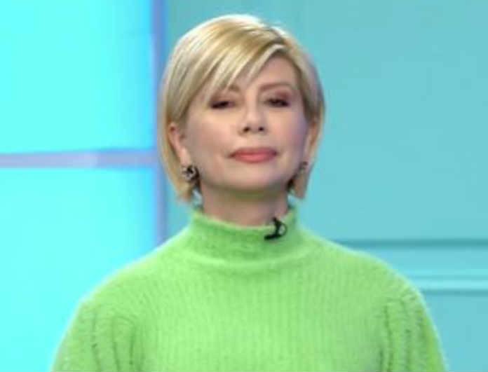 Ζήνα Κουτσελίνη: Βγήκε στο πλατό και τους άφησε όλους