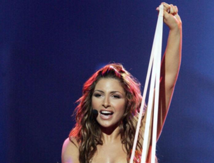 Έλενα Παπαρίζου: Τα παπούτσια της στην Eurovision ήταν πορτοκαλί σαν το φόρεμα! Η λεπτομέρεια που έφερε το 12άρι!
