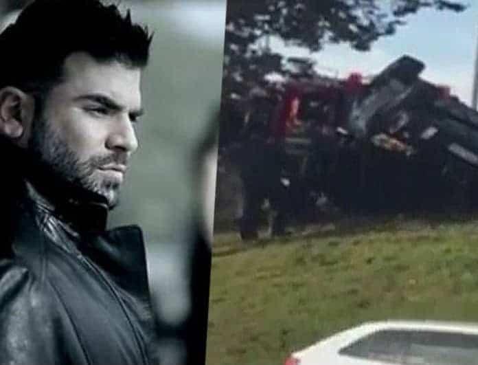 Παντελής Παντελίδης: Έτσι σκοτώθηκε στο τροχαίο! Στη «φόρα» η αποκάλυψη που προκαλεί ανατριχίλα!