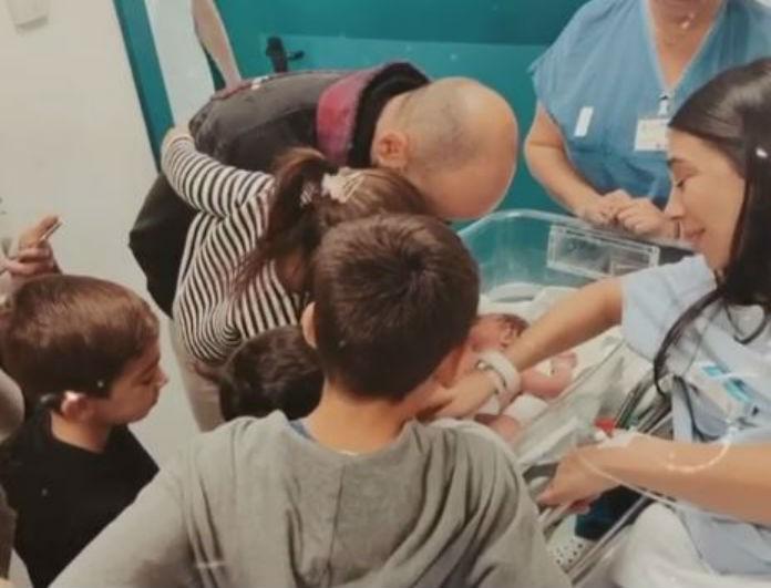 Ολυμπία Χοψονίδου: Λίγο πριν γεννήσει ήταν μαζί με τα παιδιά της! Τι έκαναν όλοι μαζί;