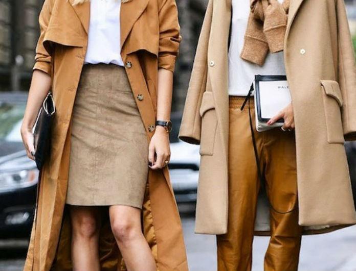 Fashion Alert! Αυτά τα μπεζ παλτό προκαλούν φρενίτιδα - Είναι τα πιο hot κομμάτια του Χειμώνα!