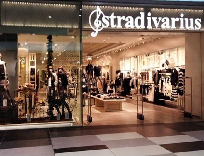 Stradivarius: Αυτό το φόρεμα με βολάν