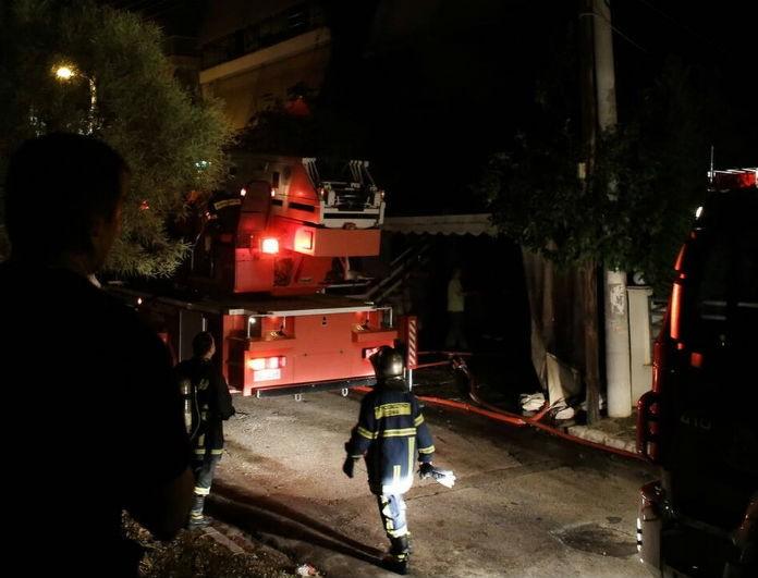 Σοκ στην Αμαλιάδα: Άνδρας κάηκε ζωντανός στο σπίτι του