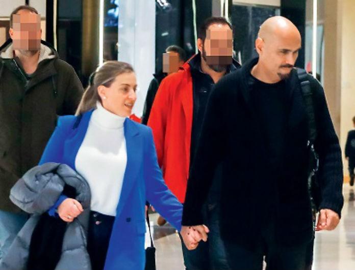 Δημήτρης Σκουλός: Ο κριτής του GNTM σε τρυφερές στιγμές με την οικογένειά του! Θα