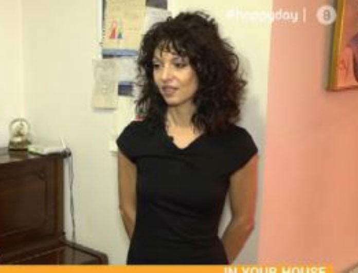 Δήμητρα Παπαδήμα: Άνοιξε για πρώτη φορά το σπίτι της! Το πιάνο και το τζάκι θα σας εντυπωσιάσουν!