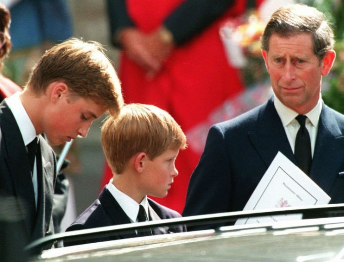 Diana: Η κίνηση στην κηδεία της που έφερε κλάματα στο Buckingham! Ανατριχιαστικό...