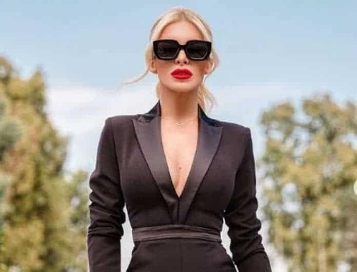 Πασίγνωστος παρουσιαστής αποθεώνει την Καινούργιου: «Μου αρέσει πάρα πολύ, είναι όμορφη, ένα πλάσμα αυτοδημιούργητο»
