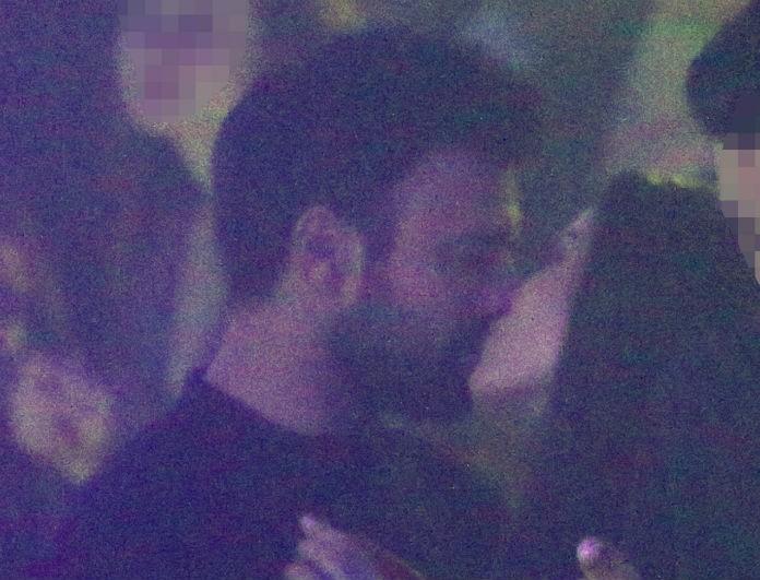 Ανδρέας Γεωργίου: Είχε συνέχεια στην αγκαλιά του τη σύντροφο του! Δεν σταματούσαν τα φιλιά...