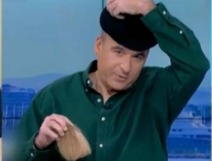 Γιώργος Λιάγκας: Νέο επεισόδιο στον ΣΚΑΙ! «Έσπασε» πλάκα με το καλεσμένο του! Εκείνος εκνευρίστηκε και έφυγε...