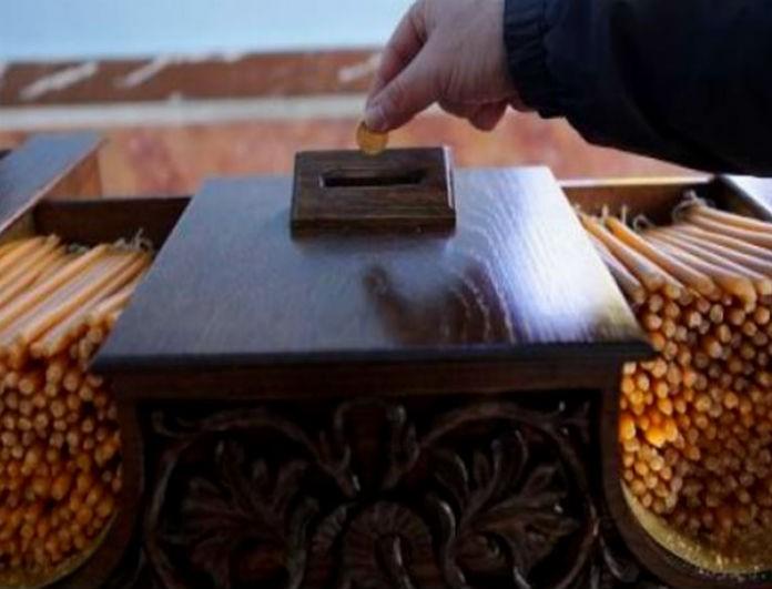 Σοκ στην Ηγουμενίτσα: Ιερόσυλος λήστεψε τρία παγκάρια εκκλησίας!