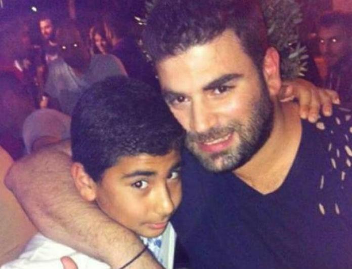 Παντελής Παντελίδης: Ο μικρός του αδερφός έγινε 18! Η φωτογραφία μέσα από το σπίτι με το χαμόγελο στο πρόσωπό του!