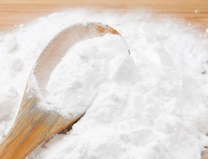 Πάρτε μαγειρική σόδα και τρίψτε τη στο σώμα σας! Το αποτέλεσμα θα σας σοκάρει!