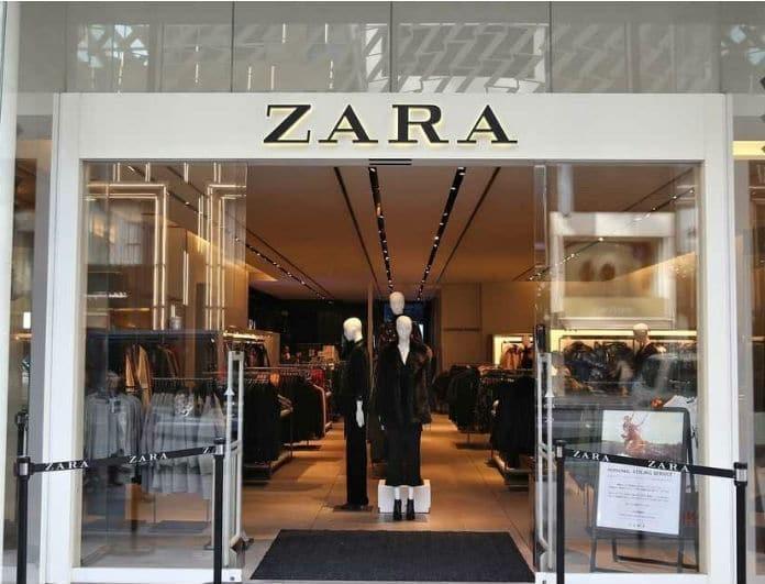 ZARA: Αυτή η φούστα από δέρμα είναι από τη νέα συλλογή και ξυπνάει