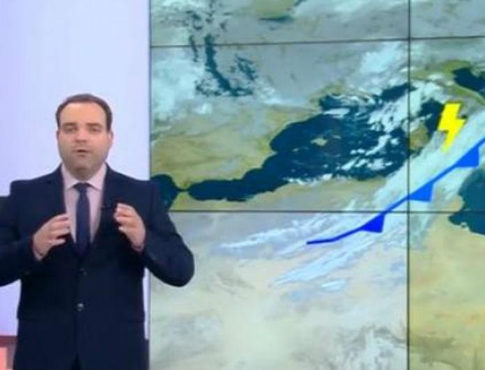 Ο Κλέαρχος Μαρουσάκης σύστησε την προσοχή μας - «Έρχεται νέα ισχυρή ψυχρή εισβολή...»!