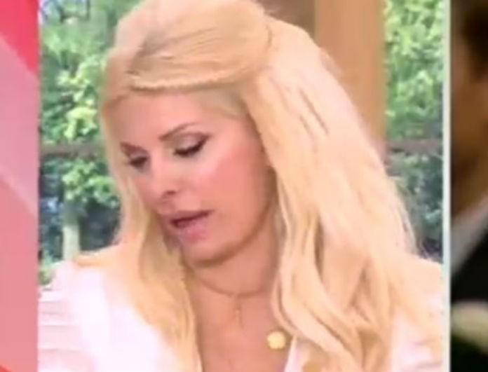 Ελένη: Μίλησε για την Diana και συγκίνησε! Η αναφορά στο γάμο που έφερε αναμνήσεις!