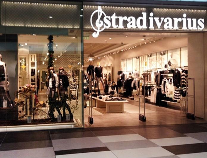 Stradivarius: Με αυτό το φόρεμα θα είσαι έτοιμη για το... Buckingham!  Είναι λευκό με δαντέλα και κοστίζει μόνο 12,99 €