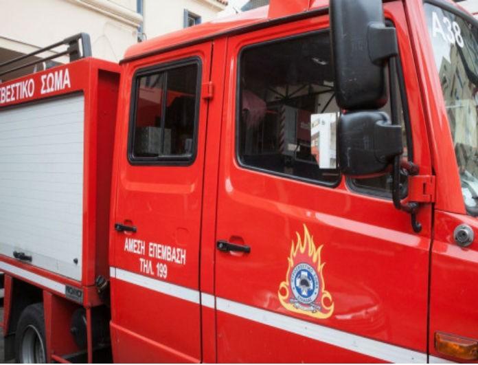 Φωτιά στο Ηράκλειο! Τυλίχθηκαν στις φλόγες δύο σπίτια!