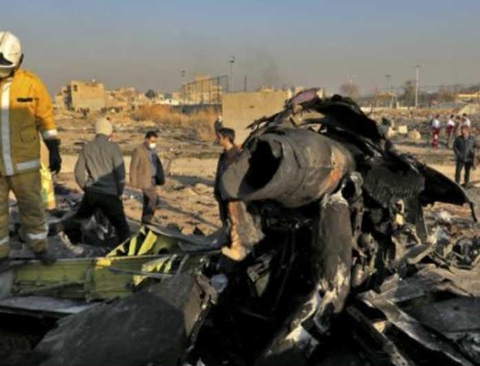 Αεροπορική τραγωδία στο Ιράν: Ανοίγουν σήμερα τα μαύρα κουτιά!