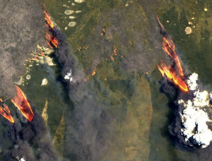 Αυστραλία: Φόβοι για αναζωπυρώσεις! Καμπανάκι στην περιοχή!