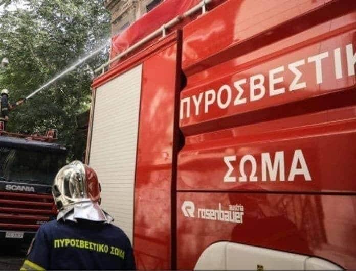 Έκτακτο: Φωτιά σε διαμέρισμα στην Θεσσαλονίκη