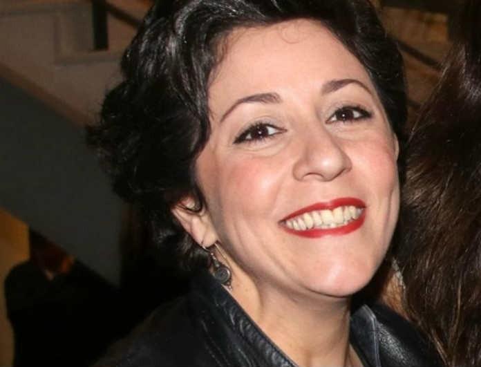 Άνδρη Θεοδότου: H ηθοποιός από το Έλα στη θέση μου εμφανίστηκε με τον σύζυγό της και προκάλεσε
