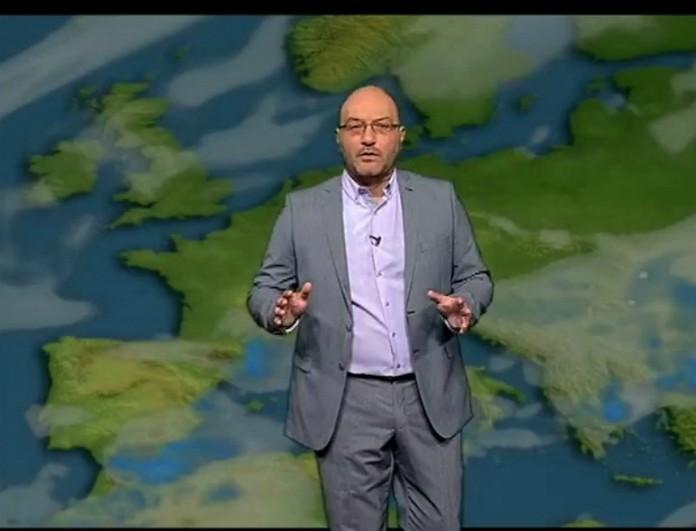 Ο Σάκης Αρναούτογλου προειδοποιεί: «Έρχεται παγετός... Το φαινόμενο χτυπά δυνατά»!