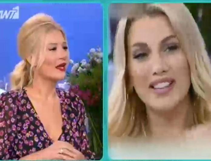 Φαίη: Είπε δημόσια τη γνώμη της για την Κωνσταντίνα Σπυροπούλου! «Θυμάμαι τα μηνύματα και...»
