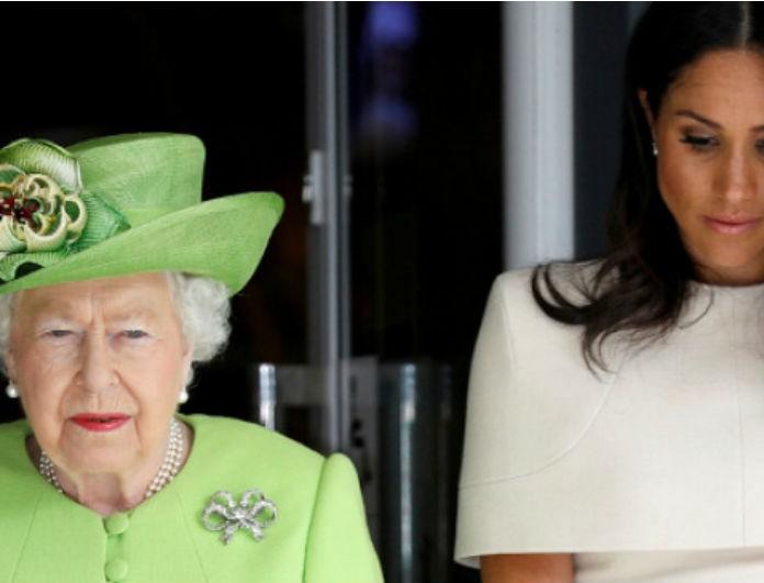 Meghan Markle: Η δήλωση που ξεπερνάει κάθε όριο! Θα πάθει «εγκεφαλικό» η βασίλισσα Ελισάβετ!