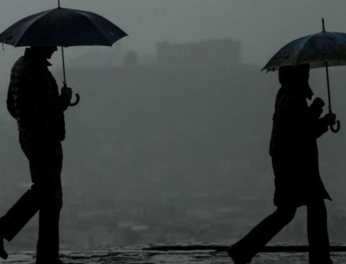 Καιρός: Έρχονται βροχές και ομίχλη