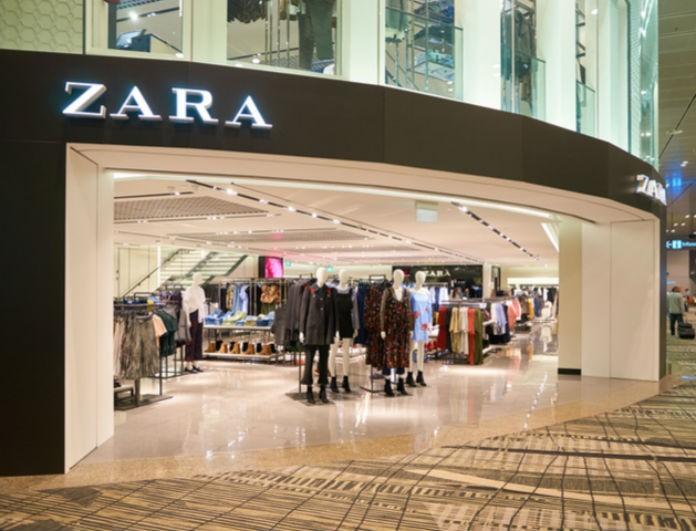 Zara: Δεν είναι τζιν αυτό το παντελόνι αλλά θα δείχνει 2 μέτρα τα πόδια σου! Είναι και σε προσφορά!