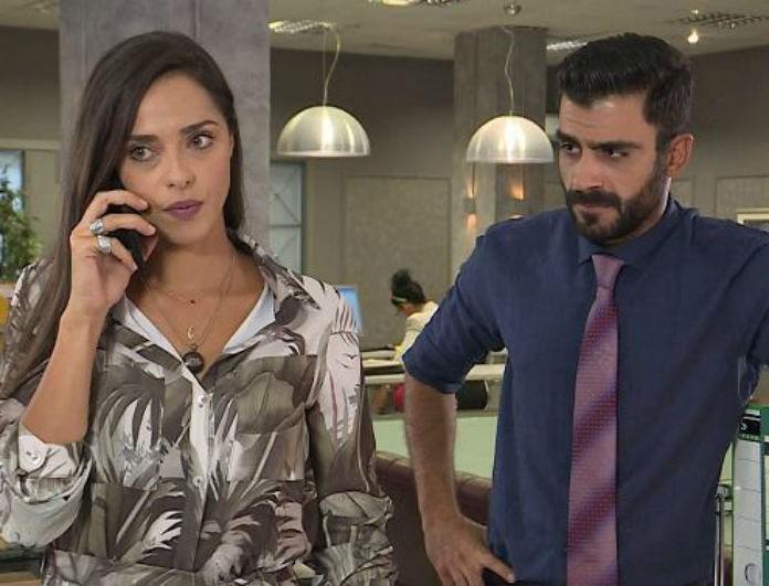 Έλα στη θέση μου: Συγκλονίζουν οι εξελίξεις! (08/01) Τι θα συμβεί όταν η Ρενάτα θα βρεθεί αντιμέτωπη με τον παγωμένο Αχιλλέα;