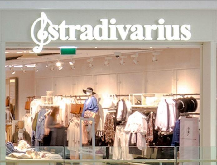 Stradivarius - νέα συλλογή: Αυτές οι μαύρες γόβες δένουν με κορδόνια στο πόδι! «Τρέλανε» τους μόνο με 25,99 ευρώ!