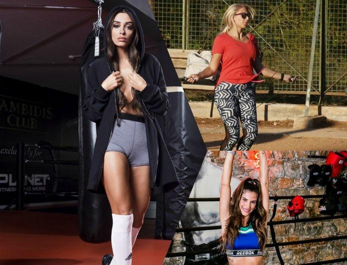 Τέλειο κορμί μετά τις γιορτές! 3 Ελληνίδες Celebrities αποκαλύπτουν τα μυστικά τους!