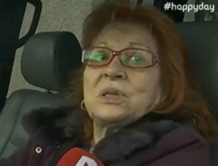 Χρυσούλα Διαβάτη: Οι πρώτες δηλώσεις μετά την διάρρηξη στο σπίτι της! «Είσαι ηλίθιος και είναι ηλίθιοι» (Βίντεο)