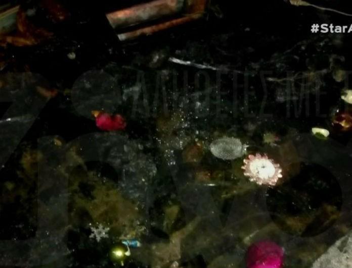 Φρίκη! Πήρε φωτιά το σπίτι γνωστής Ελληνίδας δημοσιογράφου! Οι εικόνες προκαλούν σοκ! (Βίντεο)